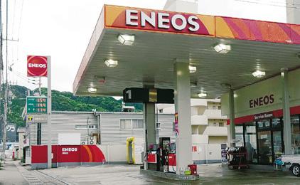 四国石油株式会社ガソリンスタンドスタッフ〔給油・接客など〕画像