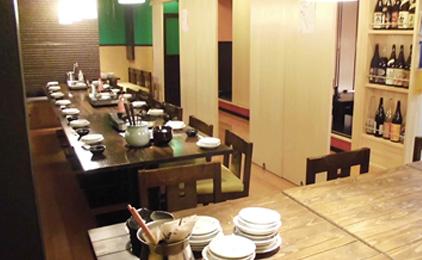 潮亭(うしおてい)調理スタッフ〔居酒屋・キッチン〕画像