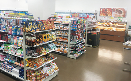 Daily Well病院内売店〔コンビニ〕スタッフ〔週3日から応相談〕画像