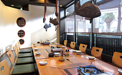 須崎魚河岸 魚貴(ウオタカ)ホールスタッフ〔居酒屋〕画像