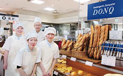 DONQ(ドンク) 高知大丸店パン製造スタッフ〔経験不問〕画像
