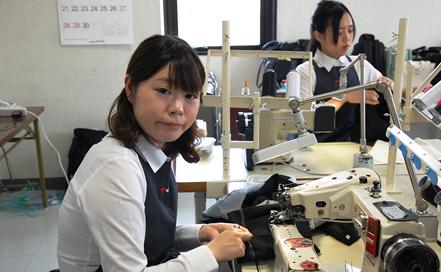 株式会社ツヅキ洋服のお直しスタッフ〔オープニングスタッフ〕画像