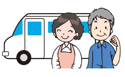 総合人材サービス ジーピースタッフ株式会社【アルバイト】【パート】通所サービスに伴う利用者の送迎ドライバー〔要普通免許〕画像
