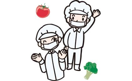 藤徳物産株式会社お惣菜・お弁当の製造〔学生OK・未経験OK〕画像
