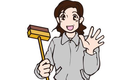 南日本総合サービス病院クリーンスタッフ〔実働5h・土日祝休み〕画像