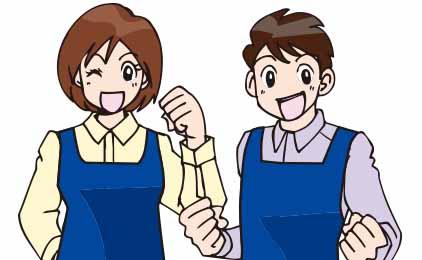 サマンサジャパン株式会社閉店後清掃スタッフ〔夜のみ〕画像