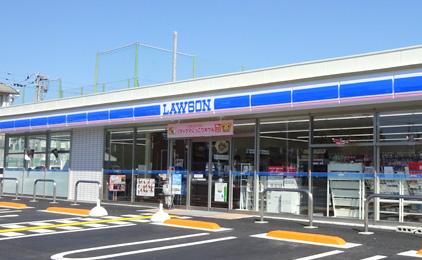 ローソン 南国篠原東泉店コンビニスタッフ〔レジ係〕画像