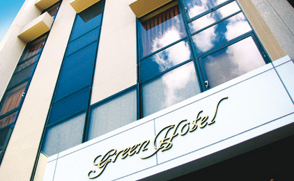 高知グリーンホテル はりまや橋(株式会社グリーンアネックス)フロントスタッフ〔経験不問〕画像
