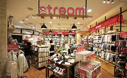 stream market ゆめタウン倉敷店靴下服飾雑貨の販売スタッフ〔昇給有〕画像
