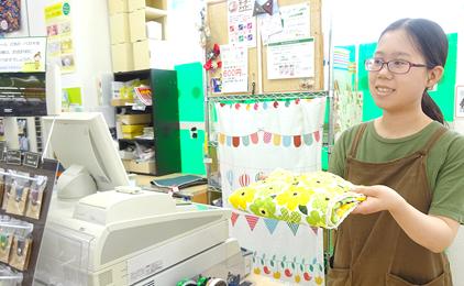 手芸センタードリーム 高知店店舗販売スタッフ〔レジ・接客等〕画像