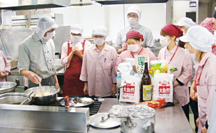 株式会社アオイコーポレーション 高知セントラルキッチン調理師または調理員〔準社員〕画像