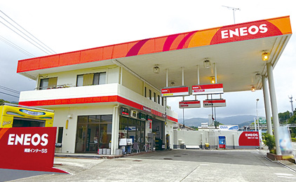 有限会社西川石油ガソリンスタンドスタッフ〔給油・接客など〕画像