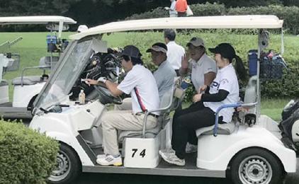 エティック岡山 高知支社ゴルフ場内スタッフ〔高時給/週1日〜OK〕画像