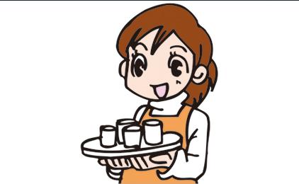 喫茶店 ル・モンド 水島店喫茶店ホールスタッフ〔未経験者歓迎〕画像