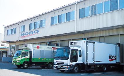 株式会社河野 岡山営業所事務スタッフ画像