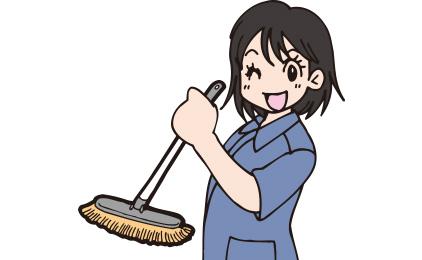 南日本総合サービス一般ビル清掃〔午前中のみ〕画像