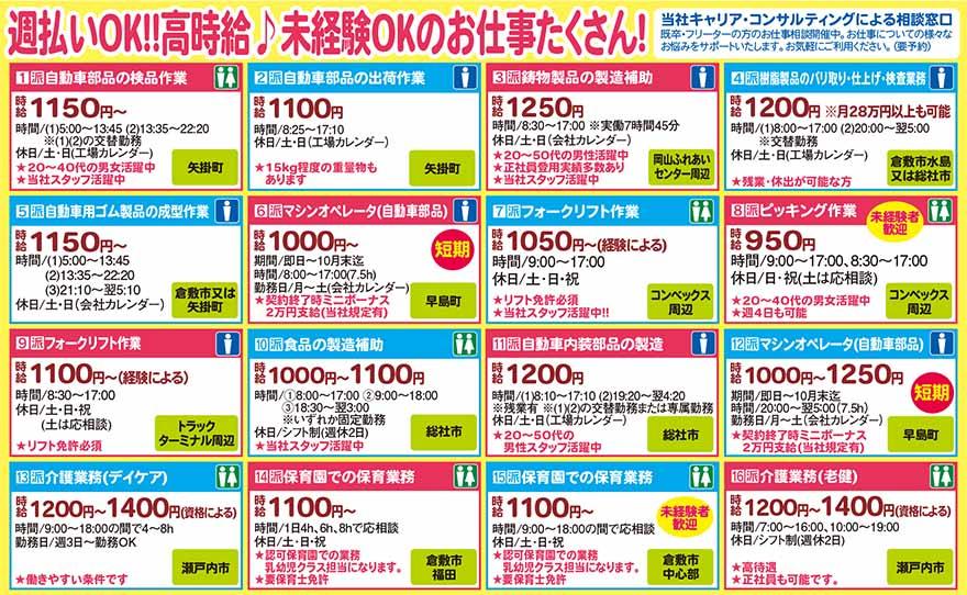 株式会社西日本トップサービス自動車部品の検品作業画像