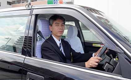 旭タクシー株式会社男女タクシー乗務員さん〔賞与年3回〕画像