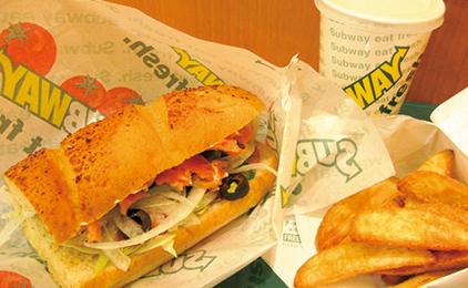 サブウェイ エミフルMASAKI店サンドイッチの製造・販売〔週3からOK〕画像