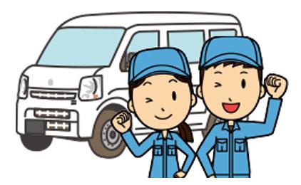 石川運送宅配ドライバー〔軽荷物の宅配〕画像