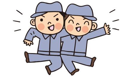 有限会社丸福運輸3tドライバー〔箱ゲート/近県・市内〕画像
