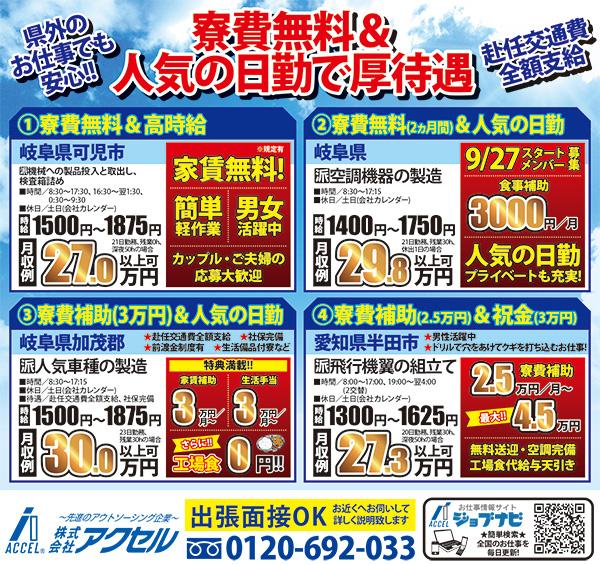 株式会社アクセル 広島支店機械への製品投入と取出し、検査箱詰め画像