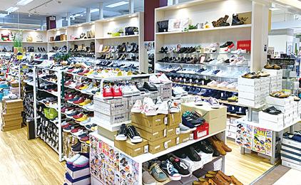 アルコーネ靴の販売スタッフ〔レジ、接客など〕画像