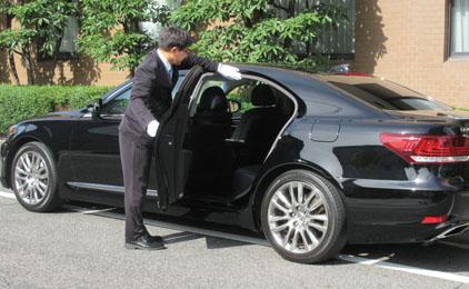 岡山タクシー株式会社(両備グループ)役員車専属ドライバー画像