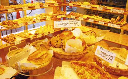 ベイクショップ ベルゲン コープかもべ店パン・サンドイッチの製造スタッフ〔未経験OK〕画像