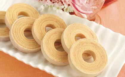 株式会社ユーハイム洋菓子の販売画像