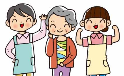 サービス付高齢者向け住宅 サルピスあけび介護職員画像