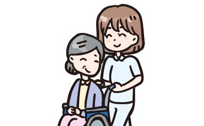 株式会社両備ヘルシーケア介護福祉士画像