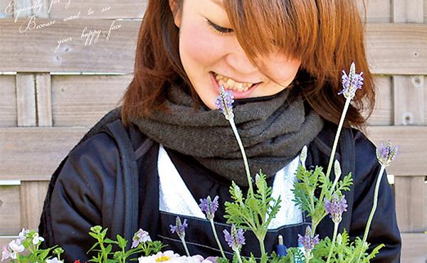 株式会社花由(はなよし)お花の販売〔Wワーク可〕画像