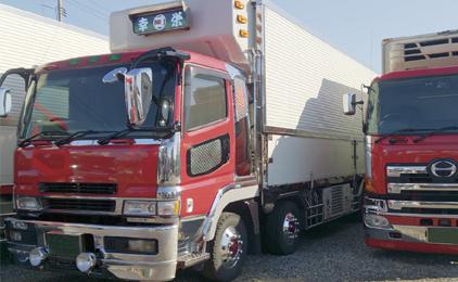 株式会社幸栄商事大型10トン定期ドライバー〔高収入〕画像