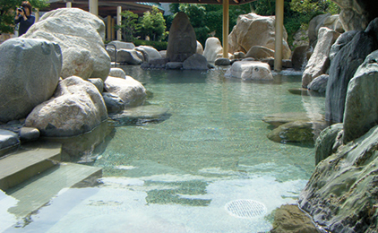 見奈良天然温泉 利楽フロントスタッフ〔8名〕画像