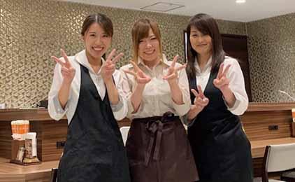 カフェ ラ・セーヌ nikko東岡山店キッチンスタッフ画像