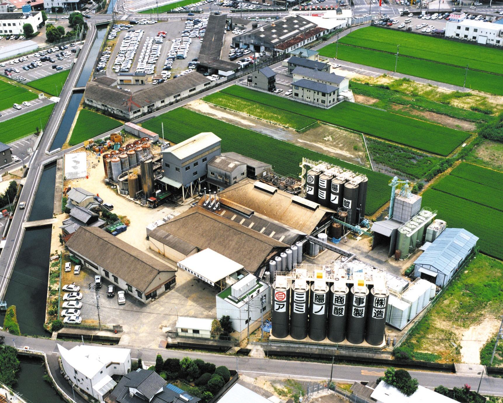 三陽商事株式会社 東岡山工場タンクへの洗浄・補填スタッフ〔寸志有〕画像