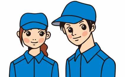 株式会社西日本トップサービス工場内リフト作業画像