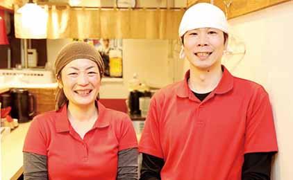 博多ラーメン にこいちホール・キッチンスタッフ画像