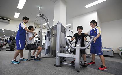 ザ・ココナツウエルネスクラブ 古三津マシンジムスタッフ画像