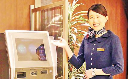 リッチモンドホテル高知フロントスタッフ〔レセプション業務〕画像