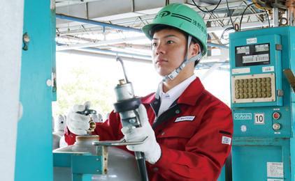 浅野産業株式会社ガス関連工事〔未経験者歓迎〕画像