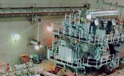 株式会社パワーシフト未経験者歓迎の船のエンジン部品の組付け画像