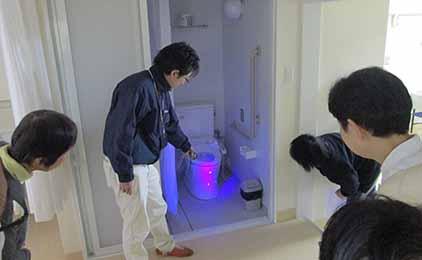株式会社オオケン クレンリネス事業部病院内清掃スタッフ〔Wワーク可・午前中のみ〕画像