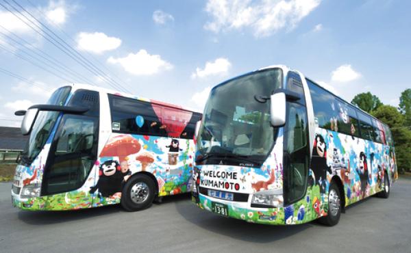 有限会社 七城観光バスバス運転士〔職場見学OK〕画像