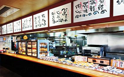西秦泉寺食堂・南御座食堂店舗スタッフ〔簡単な調理、接客など〕画像