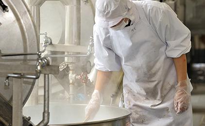 株式会社東洋食品フードサービス 四国事業部男女調理・栄養士スタッフ画像
