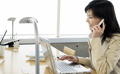 KGコンシェルジュ(株式会社KG情報)電話・入力オペレーター画像