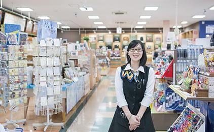 うさぎや岡山・倉敷4店舗合同出庫業務専門スタッフ画像