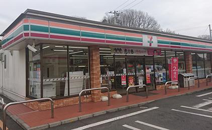 セブン-イレブン 倉敷市立短大前店コンビニスタッフ画像